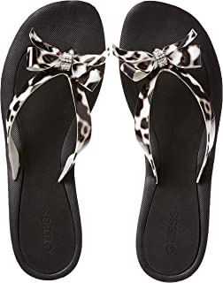 GUESS Tutu9 Women's Shoes, White (White/Multicolor WHMLL), 40 EU