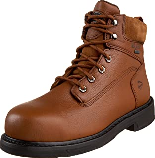 715ccac378f Amazon.com: men 7 - Brown / Safety Boots / Safety Footwear: Tools ...