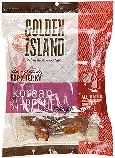 Golden Island Korean BBQ Pork
