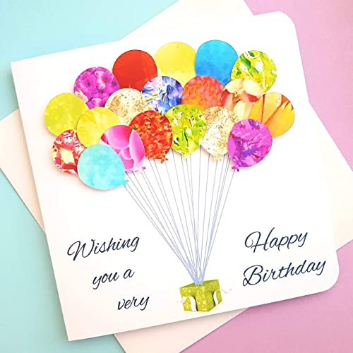 Handmade Birthday CARDS Amazoncouk