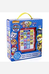 Nickelodeon Paw Patrol Chase, Skye, Marshall, and More! - Me Reader Electronic Reader and 8 Sound Book Library - PI Kids Hardcover