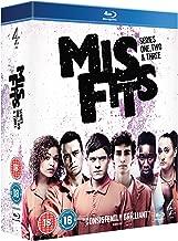 Misfits - Series 1, 2 & 3 Misfits - Series One, Two and Three Reg.A/B/C United Kingdom