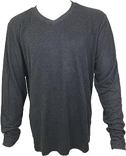 Dakota Grizzly Men's Long Sleeve Brushed Fabric V-Neck Shirt