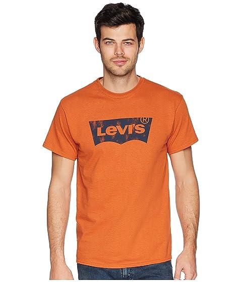 de Batwing Burnt camiseta corta Orange manga Levi's® p1wHqaxx