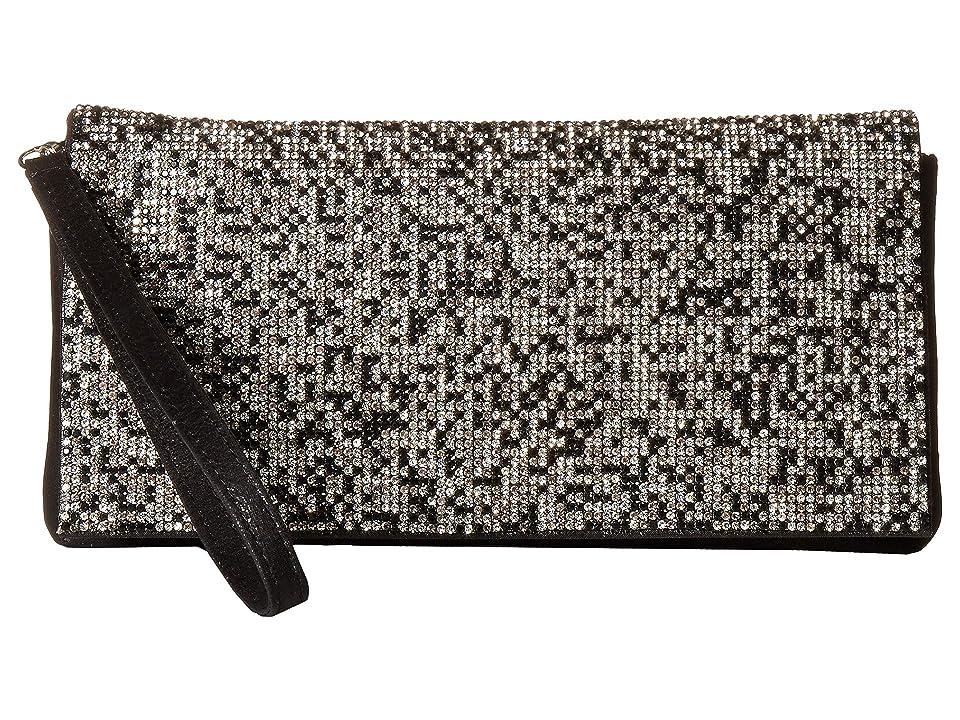 Nina Bourne (Black Multi) Wristlet Handbags