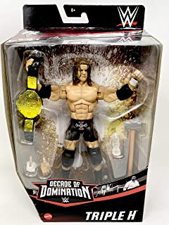 WWE Elite Collection Triple H Decade of Domination Series Action Figure