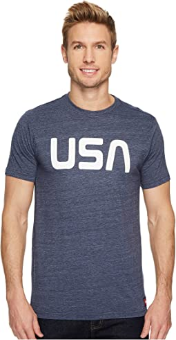 The North Face - International Collection Tri-Blend Tee