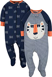 Baby Boys' 2-Pack Sleep 'N Play