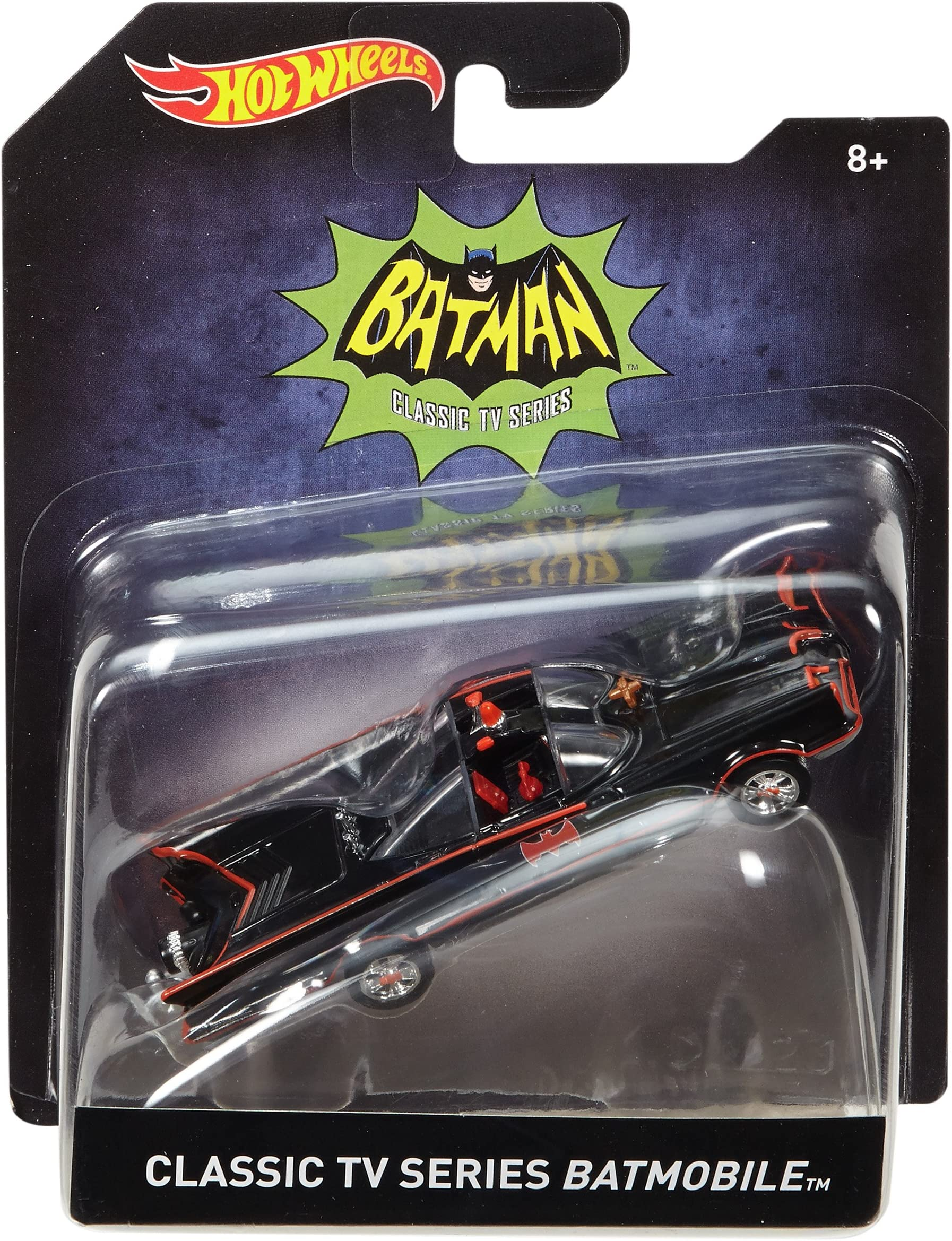 Hot Wheels Batman Classic Serie de televisi/ón el ping/üino 49 Ford Coe Die Cast