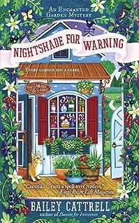 Nightshade for Warning (An Enchanted Garden Mystery Book 2)