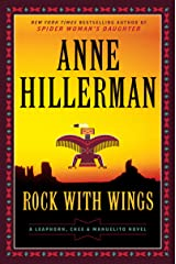 Rock with Wings: A Leaphorn, Chee & Manuelito Novel (A Leaphorn and Chee Novel Book 20) Kindle Edition