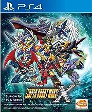 Super Robot Wars X for PlayStation 4