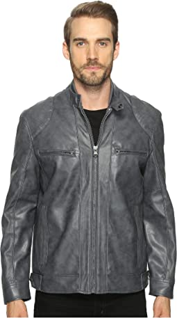 Marc New York by Andrew Marc Corwin Moto Jacket