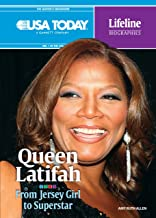 Queen Latifah: From Jersey Girl to Superstar (USA TODAY Lifeline Biographies)