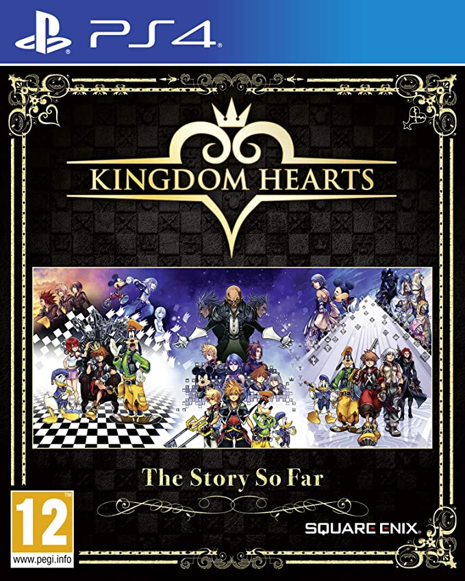 Kingdom Hearts: The Story so far - PlayStation 4 [Importación inglesa]