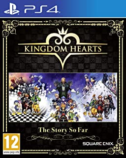 Kingdom Hearts: The Story so far - PlayStation 4 [Edizione: Regno Unito]