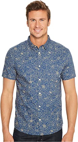 Quiksilver - Electric Daisy Short Sleeve Woven