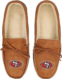 80c9c21c0d7 NFL San Francisco 49ers Men s Moccasin Slipper