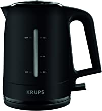 Krups - BW2448 - Bouilloire Electrique, 2400 watts, Noir