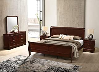 King Bedroom Sets Amazon Com