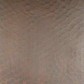 CopperSmith Range Hood - Finish Sample in Dark Antique Copper & Light Hammered.