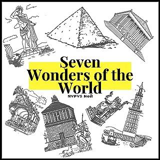 seven wonders label
