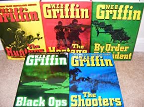 5 Presidential Agent Novels**BY ORDER OF THE PRESIDENT**THE HOSTAGE**THE HUNTERS**THE SHOOTERS**BLACK OPS (Presidential Ag...