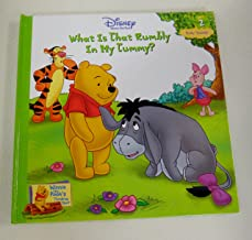 What Is That Rumbly in My Tummy (Winnie the Pooh's Thinking Spot, Vol. 2)