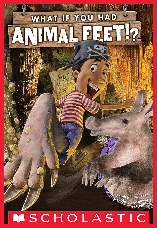 親愛な課す中庭What If You Had Animal Feet? (English Edition)