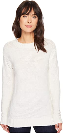 Pendleton - Textured Crew Neck Pullover