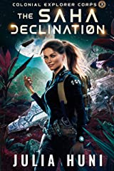 The Saha Declination: Space Opera Adventure (Colonial Explorer Corps Book 3) Kindle Edition