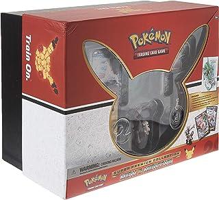 Pokémon TCG Super Premium Collection Mew and Mewtwo Card Game