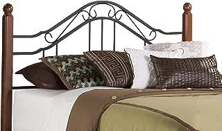 Hillsdale Furniture Madison Headboard, King, Textured Black