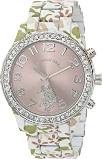 Women's Quartz Metal and Alloy Watch, Color:Two Tone...