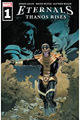 Eternals: Thanos Rises (2021) #1 (Eternals (2021-)) Kindle Edition