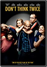 Best don t think twice dvd Reviews
