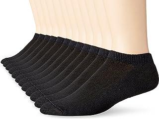 Hanes Men's FreshIQ No-Show Socks, 12 Pack