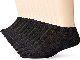 Men's FreshIQ No-Show Socks, 12 Pack