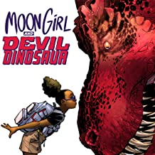 Moon Girl and Devil Dinosaur (2015-2019) (Collections) (9 Book Series)