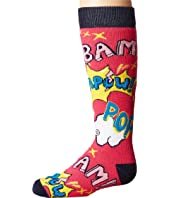 BULA - Kids Pow Socks (Little Kid/Big Kid)