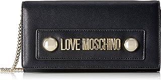 Love Moschino Portafogli Natural Grain Pu, Donna
