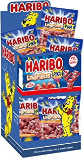 HARIBO Ladrillos Pica, X 40.00 G, 30 Unidades