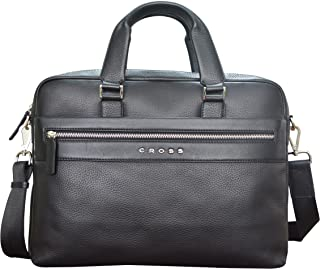 Cross Black Softsided Briefcase (AC021112B-1)