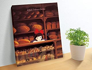 Studio Ghibli via Bluefin Ensky Kiki's Delivery Service Tending The Store Artboard Jigsaw Puzzle (Canvas Style) ATB-19 - O...