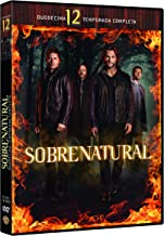 Sobrenatural Temporada 12 [DVD]