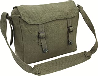 Canvas Webbing Messenger Lunch Bag Unisex Bag by Highlander