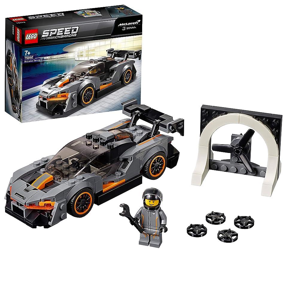 バイアスフィードオンスピーチレゴ(LEGO) マクラーレン?セナ 75892