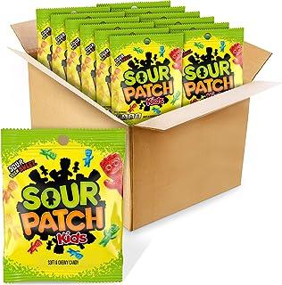 SOUR PATCH KIDS Candy, Original Flavor, 12 Bags (5 oz.)