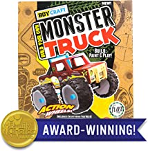 Boy Craft Monster Truck by Horizon Group USA