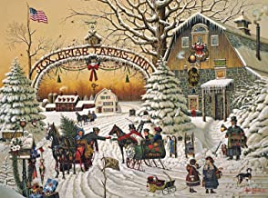 Buffalo Games - Charles Wysocki - A Christmas Greeting - 1000 Piece Jigsaw Puzzle